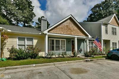 Brookhaven Condo/Townhouse Under Contract: 1836 S Garden