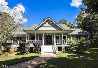 Stockbridge Single Family Home New: 596 Springdale Rd