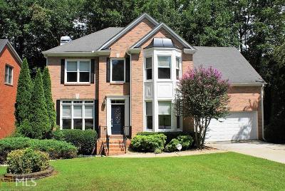 Johns Creek Single Family Home For Sale: 10355 Medridge Cir