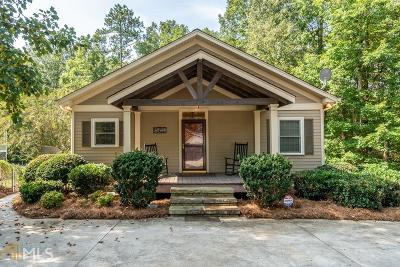 Gainesville Single Family Home For Sale: 4802 Odell Dr