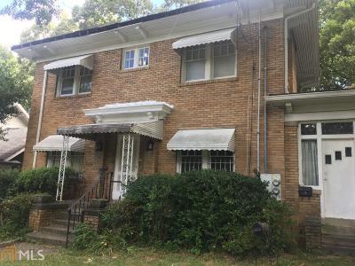 Morningside Multi Family Home Under Contract: 1371 N Morningside Dr