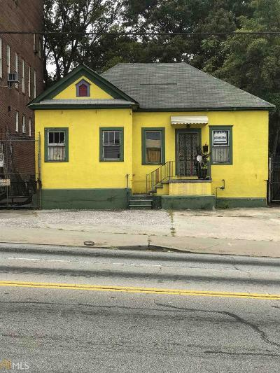 Atlanta Commercial For Sale: 1329 Metropolitan Pkwy
