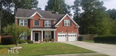Lilburn Single Family Home For Sale: 2000 Embassy Walk Ln