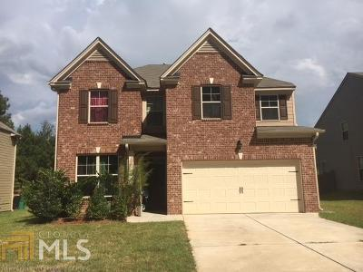 Clayton County Single Family Home New: 9757 Ivey Ridge Cir
