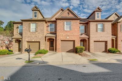 Norcross Condo/Townhouse For Sale: 7075 Murphy Joy Ln