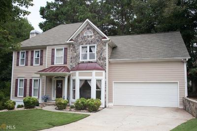 Woodstock Single Family Home For Sale: 922 Fernwood Rd