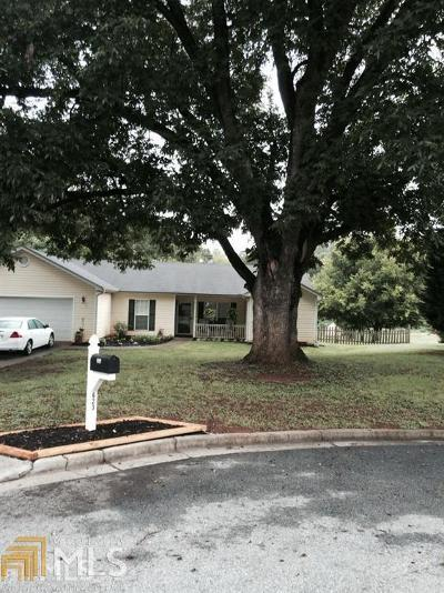 Winder Single Family Home New: 623 Bowling Ln