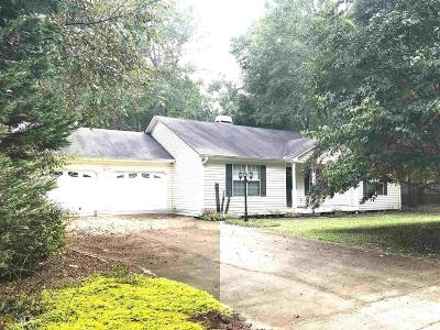 Temple Single Family Home Under Contract: 127 Bud St