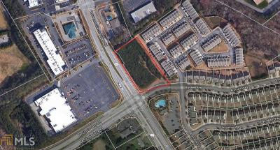 Suwanee Residential Lots & Land Under Contract: Lawrenceville Suwanee Rd