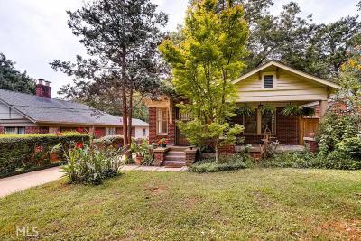 Ormewood Park Single Family Home New: 989 SE Alloway