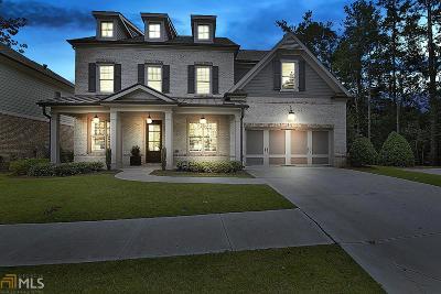 Alpharetta Single Family Home New: 12855 Cogburn Overlook