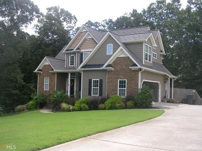 Winston Single Family Home For Sale: 8605 Copperridge Dr