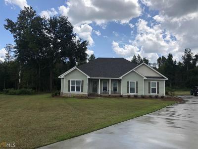 Statesboro Single Family Home For Sale: 304 Jeremiah Ct
