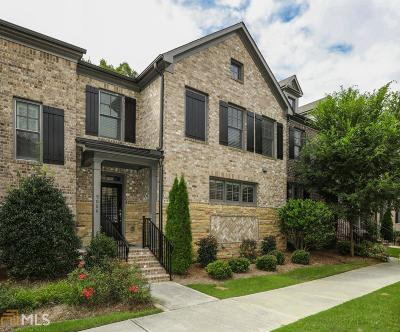 Johns Creek Condo/Townhouse For Sale: 9066 Tuckerbrook Ln