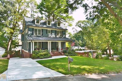 Morningside Single Family Home Under Contract: 832 Wildwood Rd