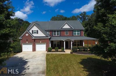 McDonough Single Family Home New: 1301 Crosswind Pl