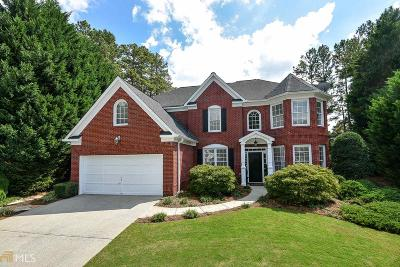 Roswell Single Family Home For Sale: 1060 Fieldgate Ln