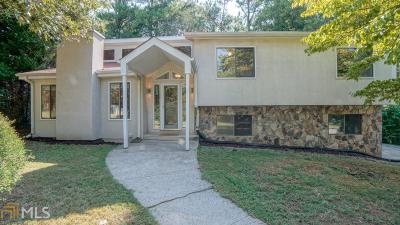Roswell Single Family Home For Sale: 120 Truehedge Trce