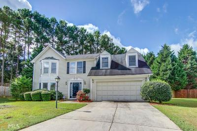 Duluth Single Family Home New: 2964 Abbotts Oak Way