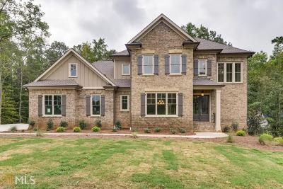 Roswell Single Family Home New: 12867 Etris Walk