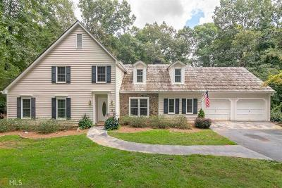 Stone Mountain Single Family Home New: 2124 Minute Ct