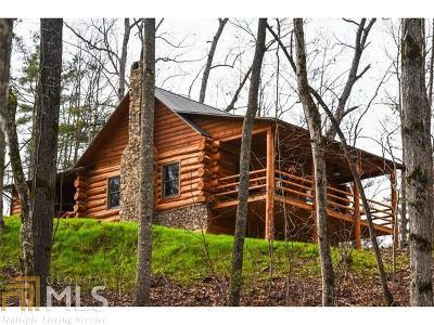 Clayton, Clarkesville, Tiger Single Family Home Under Contract: 6500 Bridge Creek Rd #1,2,3,4,
