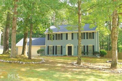 Powder Springs GA Single Family Home Under Contract: $189,900
