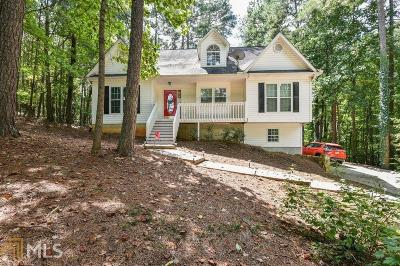 Villa Rica Single Family Home For Sale: 9126 Lakeview Pkwy