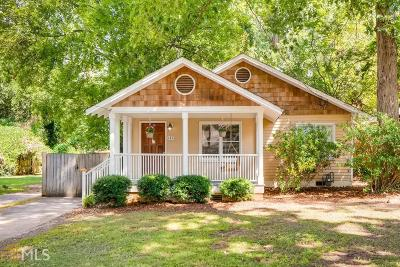 Decatur Single Family Home Under Contract: 131 Maxwell St
