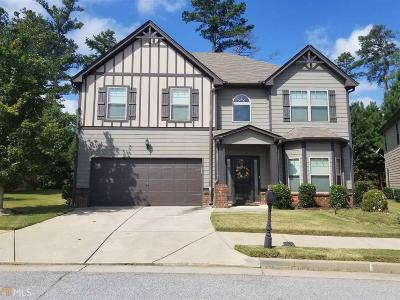 Fayetteville Single Family Home New: 270 Sylvan Loop
