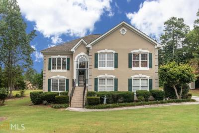 Grayson Single Family Home New: 2337 Tollwood Ct