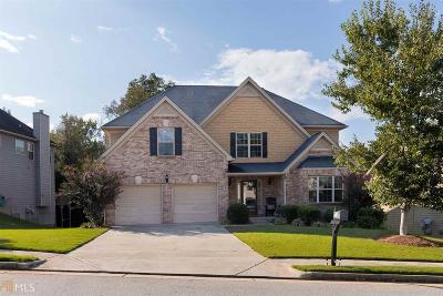 Clayton County Single Family Home New: 11019 Landon
