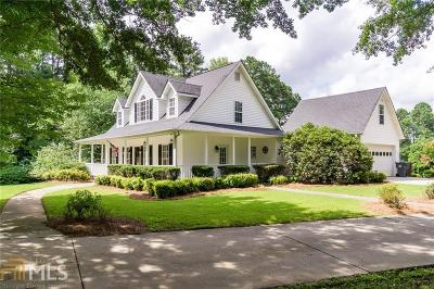 Sugar Hill Single Family Home Under Contract: 5376 Sycamore Rd