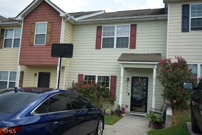 Clayton County Condo/Townhouse New: 6874 Mountain Cir