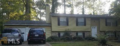 Lithonia Single Family Home Under Contract: 5744 Salem Rd
