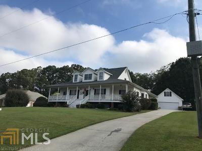 Oakwood  Single Family Home New: 4616 Ben Hill Dr