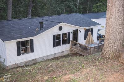 Dawsonville Single Family Home For Sale: 79 Maple Ridge Lake Dr