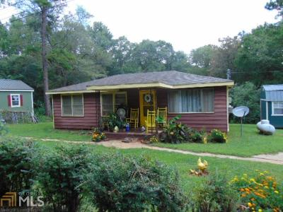 Winder Single Family Home For Sale: 1532 Howard Cooper Rd
