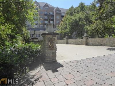 Vinings Condo/Townhouse For Sale: 3280 Stillhouse Ln #106