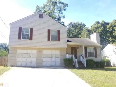 Henry County Single Family Home Under Contract: 127 Hampton Oaks Dr