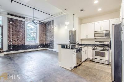 Poncey Highland Condo/Townhouse Under Contract: 978 North Ave #105