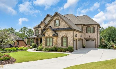 Flowery Branch Single Family Home For Sale: 4662 Quailwood Dr