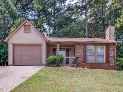 Lithonia Single Family Home New: 1975 Marbut Forest Dr