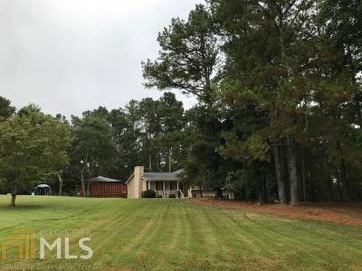 Loganville Single Family Home Under Contract: 2830 Milton Bryan