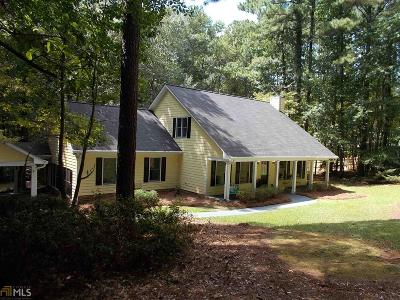 Newnan Single Family Home New: 986 Happy Valley Cir