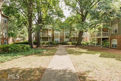 McGill Park Condo/Townhouse Under Contract: 1411 McGill Park Ave