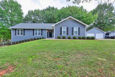 Fayetteville Single Family Home Under Contract: 100 Springdale Ln