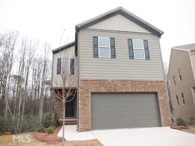 Dawsonville Single Family Home New: 320 Thimbleberry Dr