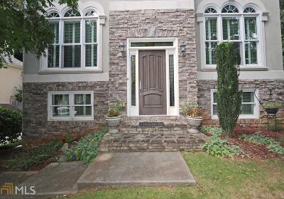 Brookhaven Single Family Home New: 2044 Lenox Cove Cir