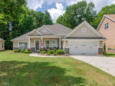 Newnan Single Family Home New: 30 Greenview Dr